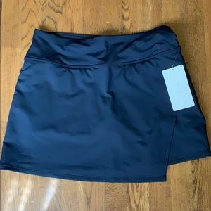 Athleta Volley Skort in Navy